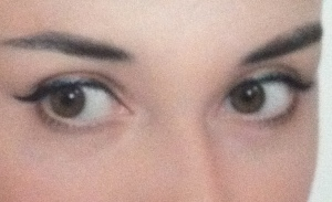 Audrey's Eyes, Detailed
