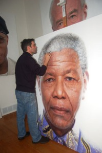 Mandela, work in progress